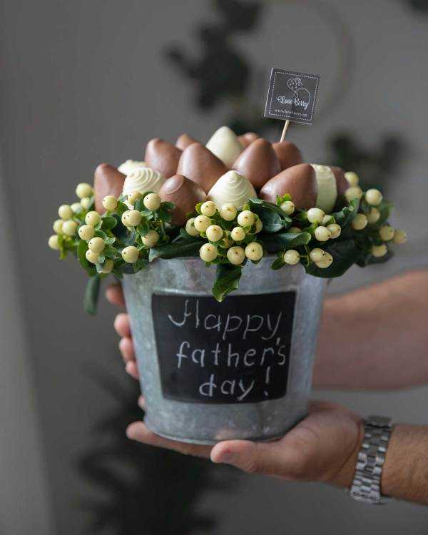 father's day edible gift arrangements
