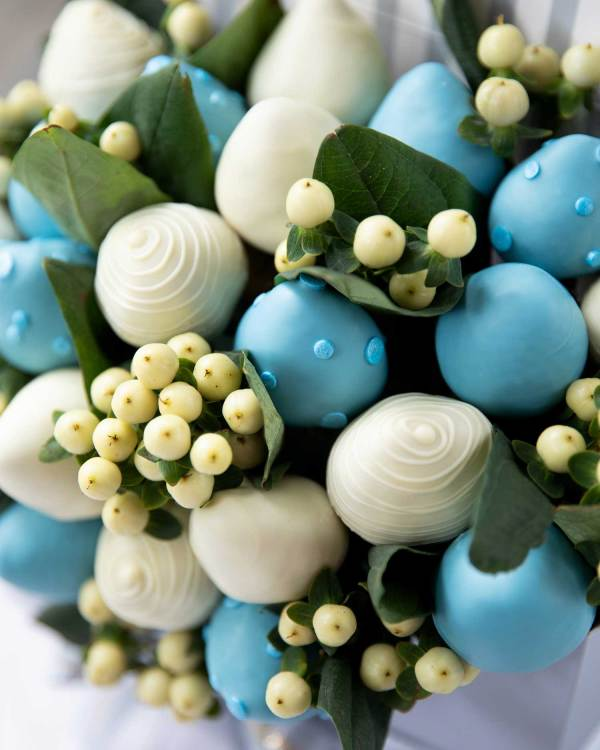edible gifts for bridal showers