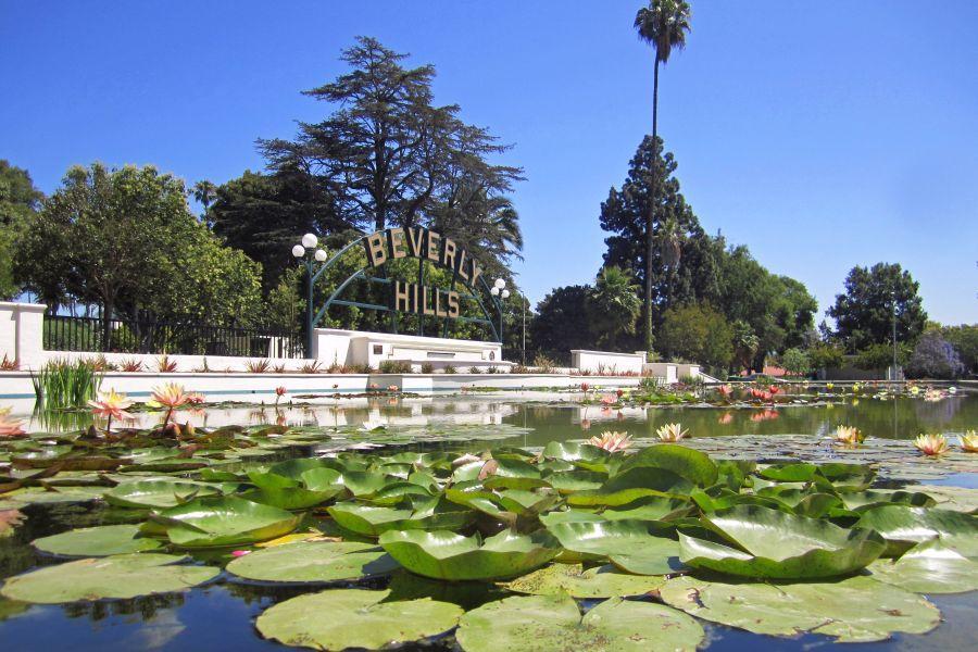 beverly gardens park ile ilgili görsel sonucu