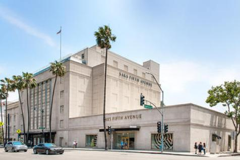Image result for saks fifth avenue beverly hills