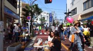大田区久が原商店街グルメを満喫!ライラック祭り!(東京)