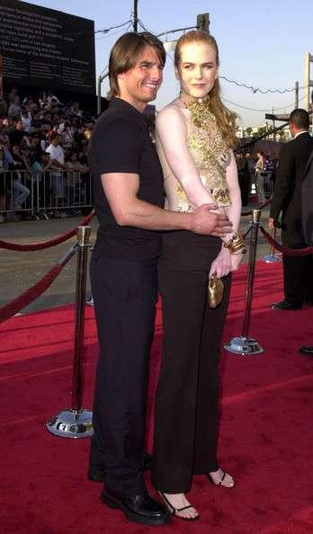 Tom Cruise relation
