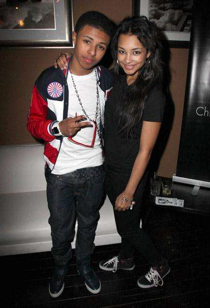 reginae and diggy dating