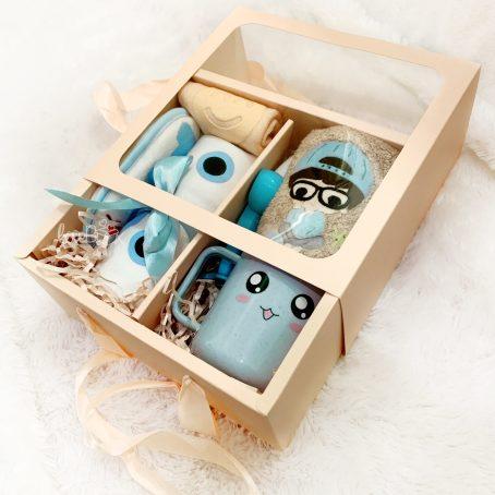 giftbox bath set boy