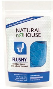 Review/Giveaway: Natural House Cleaning Products!