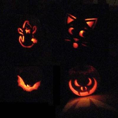 FREE Pumpkin Carving Patterns!