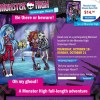 Monster High Scavenger Hunt at Wal-Mart this weekend