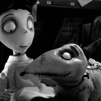 Disney FRANKENWEENIE Movie Review