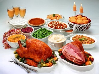14 Days to an Easy Thanksgiving – Day 10: Shopping Day + Traditional Thanksgiving Menu