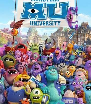 Monsters University Trailer (movie comes out 6/21/13