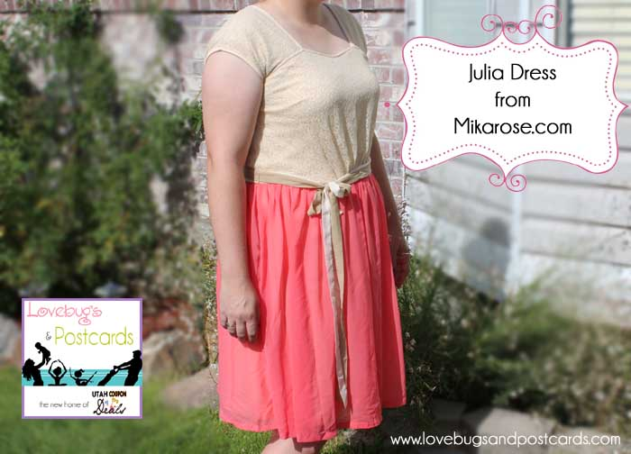 Julia Dress from Mikarose