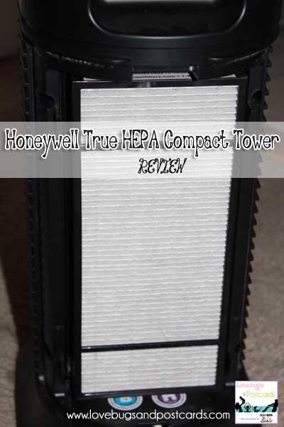 Honeywell True HEPA Compact Tower Review