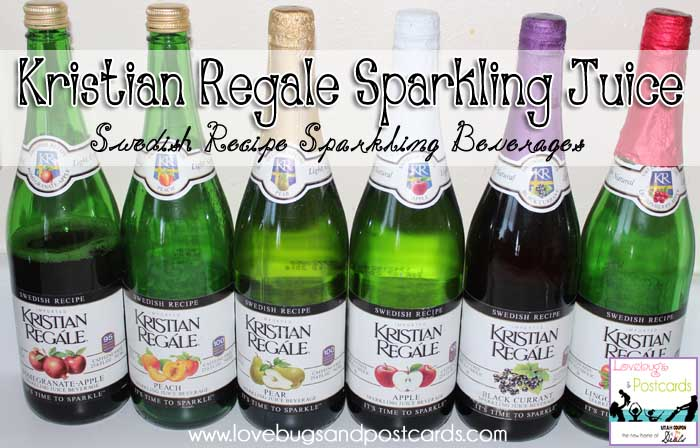 Kristian Regale juices
