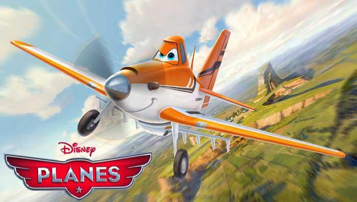 Disney's PLANES Movie Review