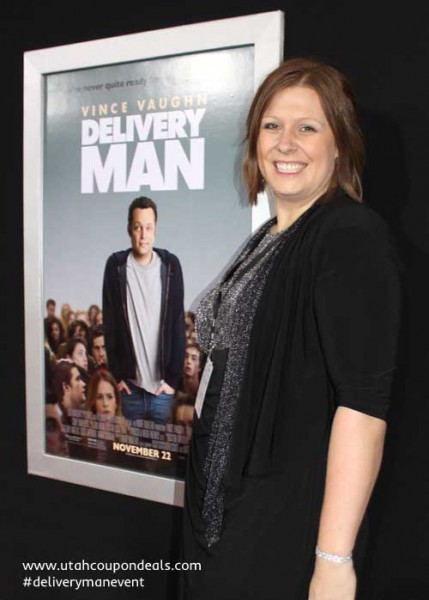 Delivery Man Red Carpet Premier
