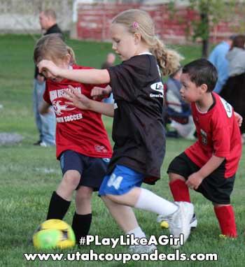 Play like a girl