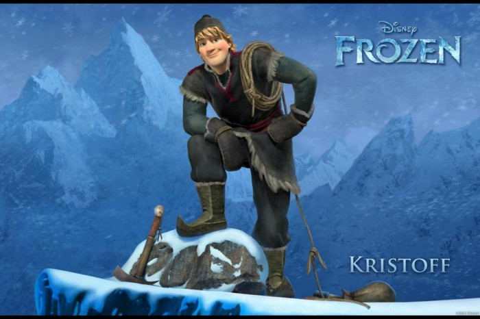 Disney's FROZEN Movie Review - Kristoff