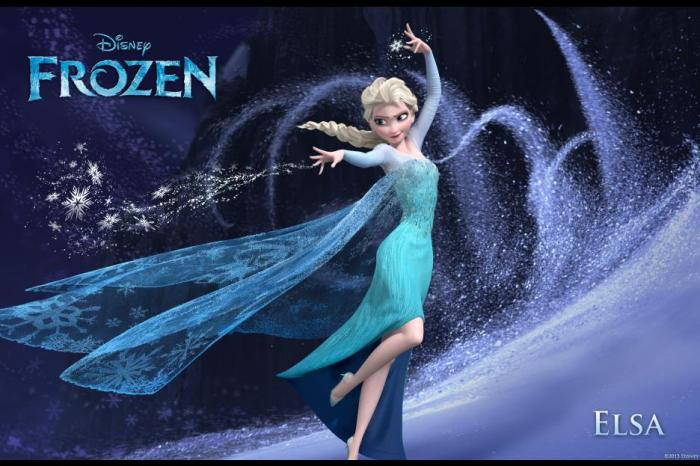 Disney's FROZEN Movie Review - Elsa