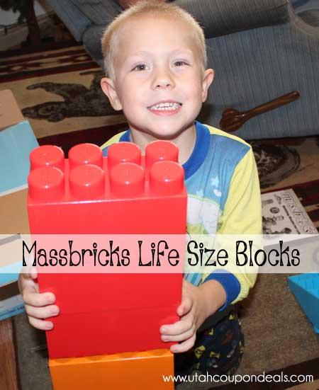 Massbricks Life Size Blocks Review