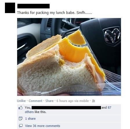 Sandwich Problems - What is wrong with this picture?