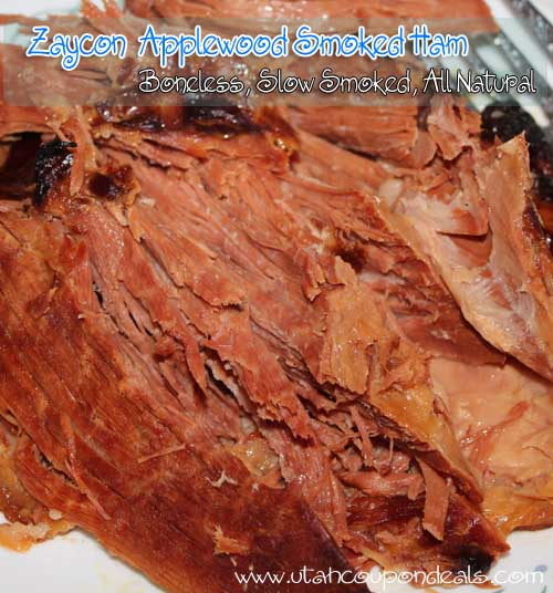 Zaycon Foods - Applewood Smoked Ham