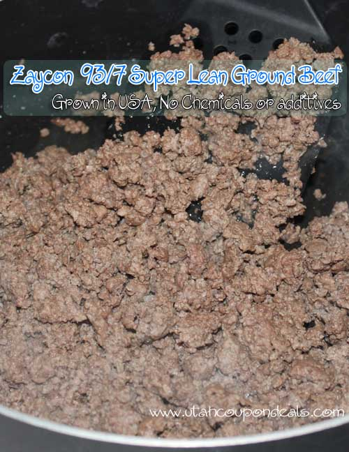 Zaycon Foods - 93/7 Super Lean Ground Beef