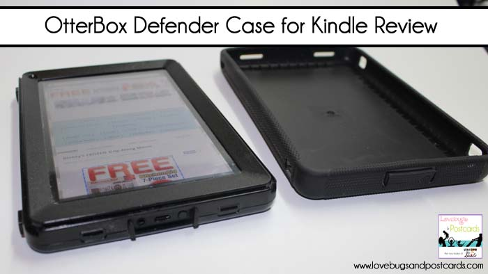 OtterBox Defender Case for Kindle Review