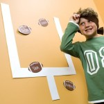 Wall Football Game for Kids