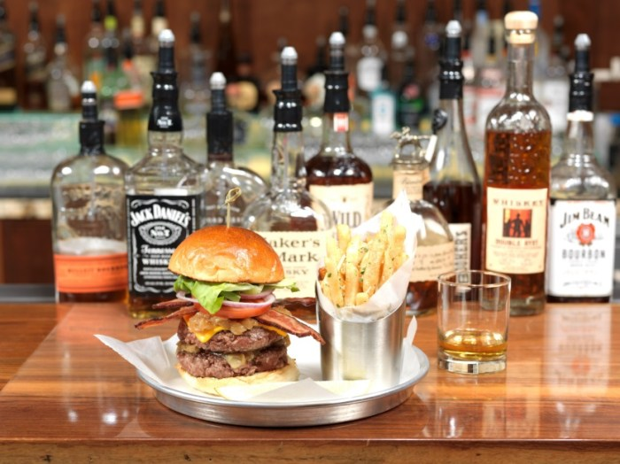 Montage Resort in Deer Valley, Utah  - Burgers & Bourbon