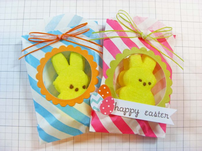 Easter Peeps Treat Bag