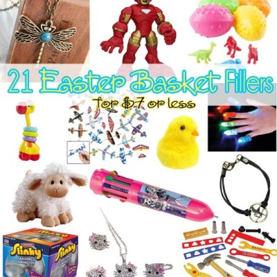 21 Perfect Easter Basket Fillers for $7 or less