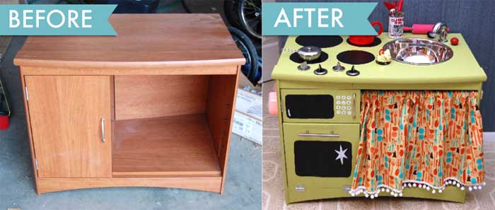 DIY Play Kitchen How-To!