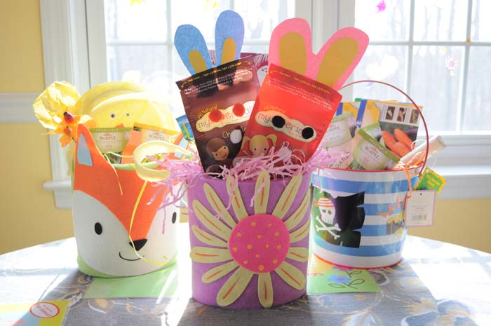 Adorable Easter Basket Ideas