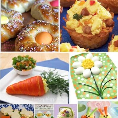 Egg Recipes for Easter {uses for leftover #Easter eggs}