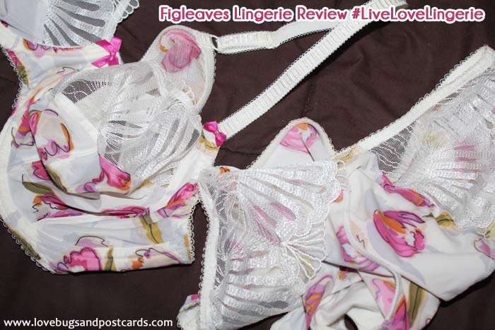 Figleaves Lingerie Review #LiveLoveLingerie