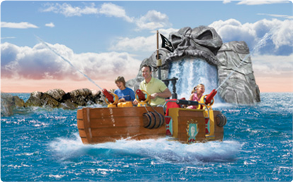LEGOLAND® California Resort - Splash Battle