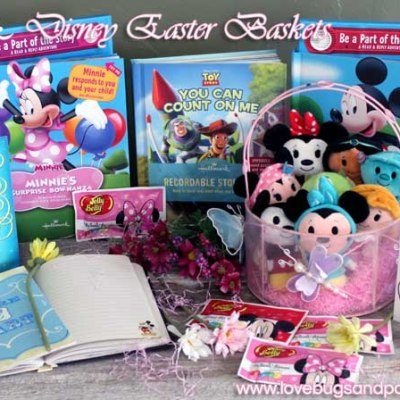 Hallmark has everything for the perfect Disney Easter Baskets