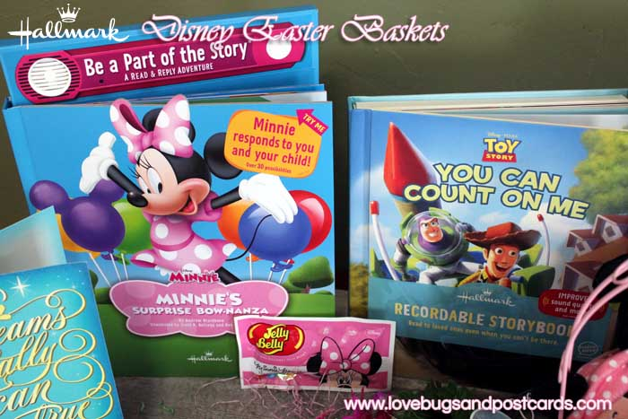Hallmark has everything for the perfect Disney Easter Baskets - Story Books