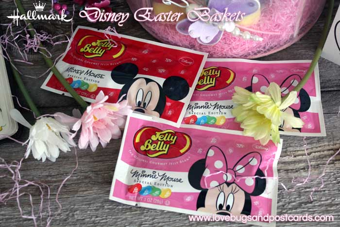 Hallmark has everything for the perfect Disney Easter Baskets - Jelly Beans