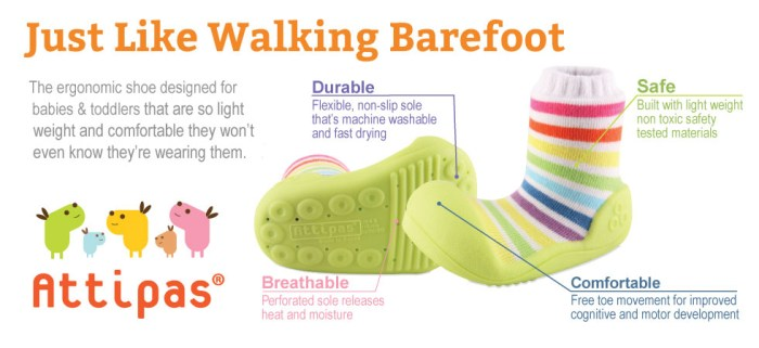 Attipas Shoes for Kids Review