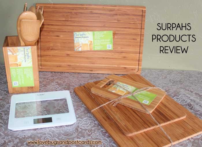 Surpahs Products Reivew