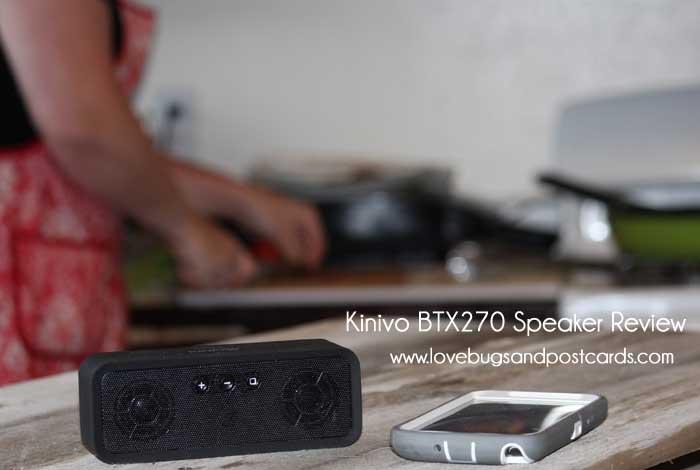 Kinivo BTX270 Speaker Review