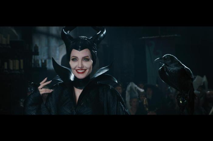 Angelina Jolie Interview about Maleficent