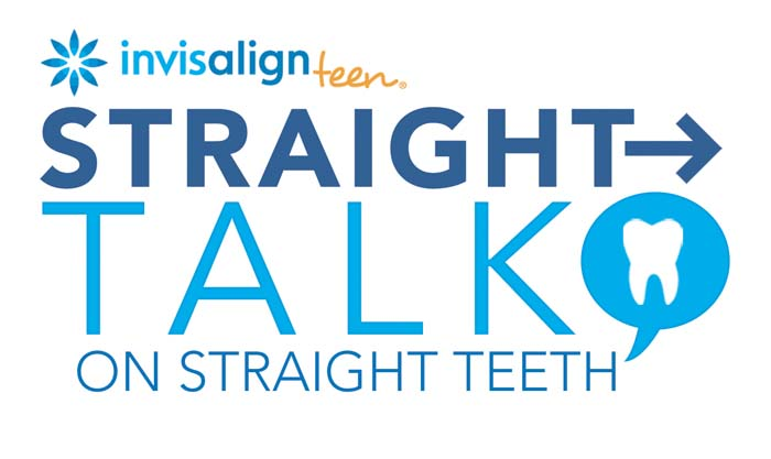 #InvisalignTalk on Straight Teeth