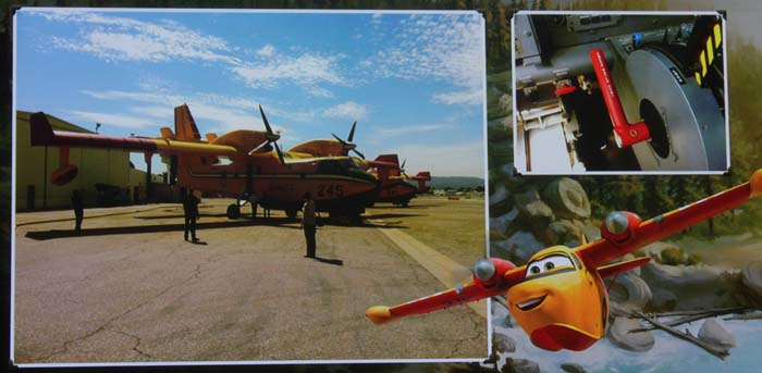 """Planes: Fire and Rescue """"DO YOUR RESEARCH"""" with Jeff Howard and Paul Gerard #fireandrescueevent"""