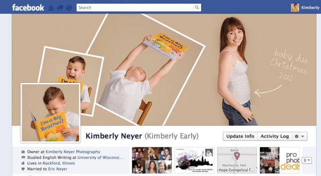 Creative Ways To Announce Pregnancy - Facebook Announcement