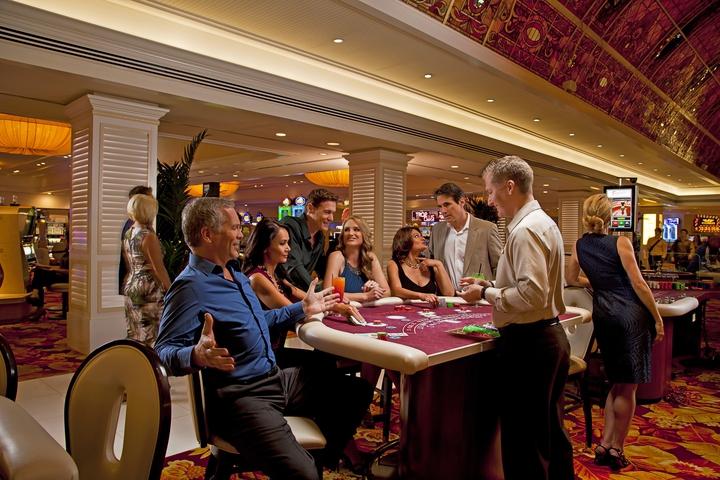 Casino at Tropicana Las Vegas