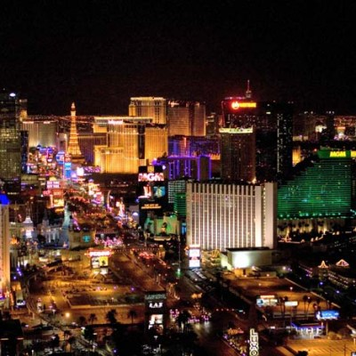 Best places to stay and play in Las Vegas {Our Romantic Getaway Itinerary}