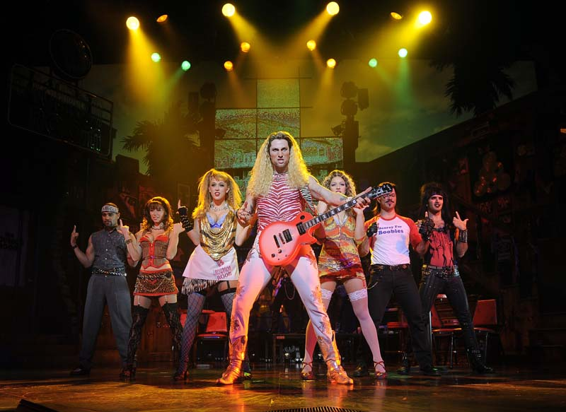 Rock of Ages Las Vegas Review