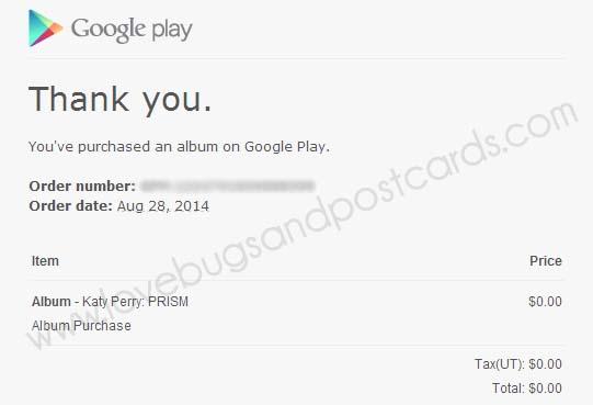 googlePlayKatyPerryAlbum